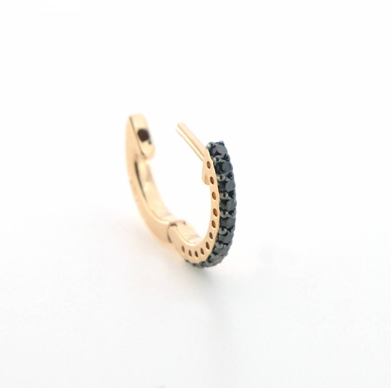 Mono-Orecchino-Labor-Cerchietto-oro-rosa-e-diamanti-neri-3.jpg